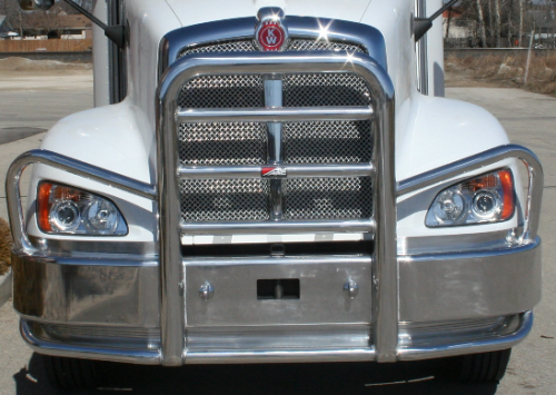 Is Aaa Worth It >> KENWORTH T660 Bumper. EVOLUTION Bumper. Heavy Duty Semi ...