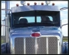 Peterbilt 325 Bug Deflector | Peterbilt 335 Bug Deflector | Semi Truck Bug Deflector | 32 Chrome Shop Inc.