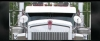 Kenworth W900B Bug Deflector | 1970-2011 | Semi Truck Bug Deflector | 32 Chrome Shop Inc.