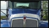 Kenworth T300 Bug Deflector | Semi Truck Bug Deflector | 32 Chrome Shop Inc.