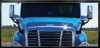 Freightliner Cascadia Bug Deflector | Semi Truck Bug Deflector | 32 Chrome Shop Inc.