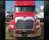 Mack Vision Bug Deflector | Mack Pinnacle Bug Deflector | Semi Truck bug Deflector | 32 Chrome Shop Inc.