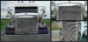 SEMI TRUCK GRILLE LOUVERED 14 BAR FREIGHTLINER CLASSIC 1990 AND UP